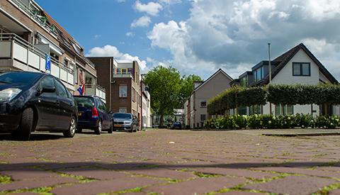 'De Mauritsstraat'