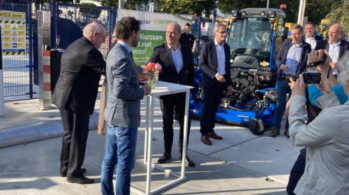 Auto op waterstof? Tanken kan vanaf nu in Nieuwegein