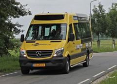 Vrijwilligers gaan pendelen met bus op de 'oude' route tussen Vreeswijk en Cityplaza