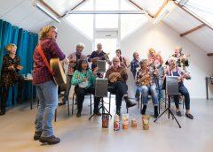 Cultuur in Dorpshuis Fort Vreeswijk: optreden Ukelelies