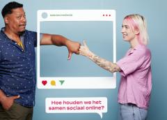 Week van de Mediawijsheid: 'Samen Sociaal Online'